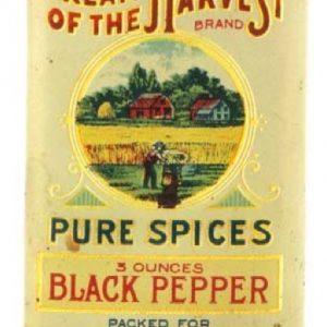 Cream Of Harvest Spice Tin