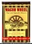 Wagon Wheel Tobacco Tin