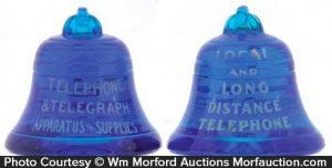 Western Electric Bell Paperweights