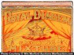 Royal Diadem Tobacco Tin