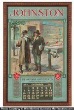 Johnston Harvester Calendar