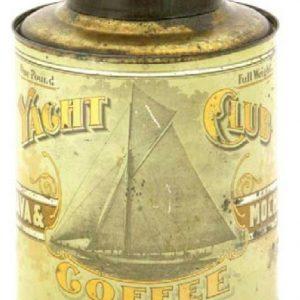 Yacht Club Coffee Can