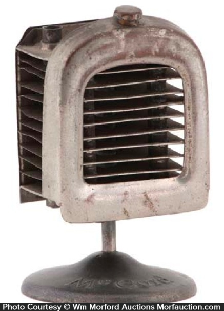 Mccord Radiator Sample