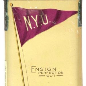 Ensign Nyu Tobacco Tin