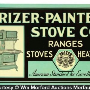 Prizer-Painter Stoves Sign