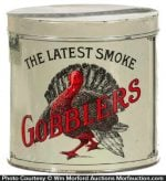 Gobblers Cigar Can