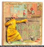 Yellow Kid Puzzle
