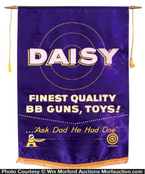 Daisy Bb Guns Banner