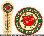 Indian Apple Us Gloves Sign