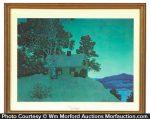 Maxfield Parrish Eventide Print
