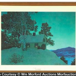 Maxfield Parrish Eventide Print