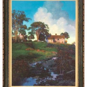 Maxfield Parrish Daybreak Print