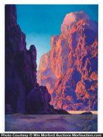 Maxfield Parrish Arizona