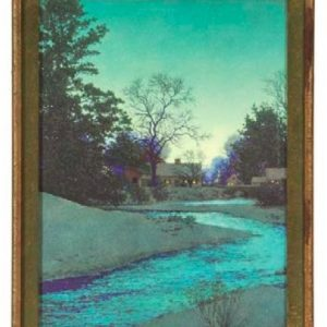 Maxfield Parrish Peace At Twilight (Lull Brook)