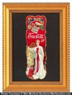 Coca-Cola Bookmark