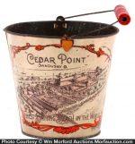 Cedar Point Sand Pail