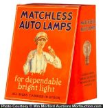 Matchless Auto Lamps Cabinet
