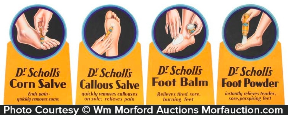 Dr. Scholl's Signs