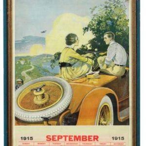 Federal Tires Calendar