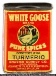 White Goose Spice Tice