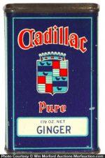 Cadillac Spice Tin