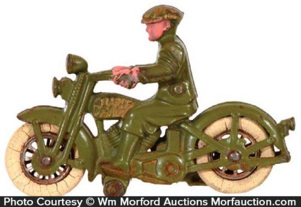 Harley Davidson Motorcycle Toy