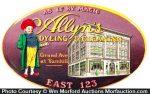 Allyn's Dyeing Mirror