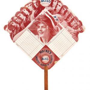 Bliss Baseball Fan