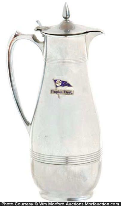 American Airlines Coffee Pot