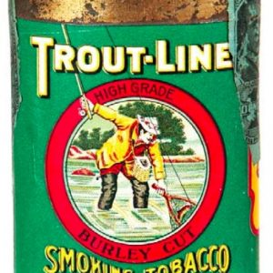 Trout Line Tobacco Pocket Tin