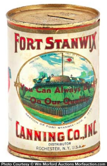 Fort Stanwix Canning Bank