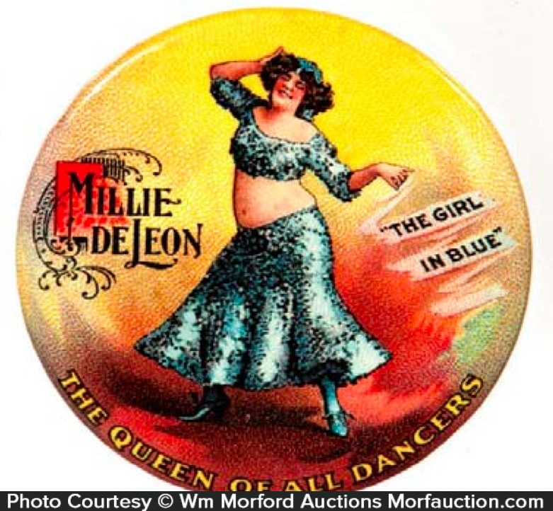 Millie De Leon Mirror