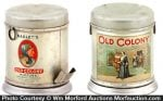 Old Colony Tobacco Canister