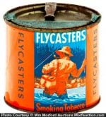 Flycasters Tobacco Tin