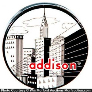 Addison Typewriter Tin