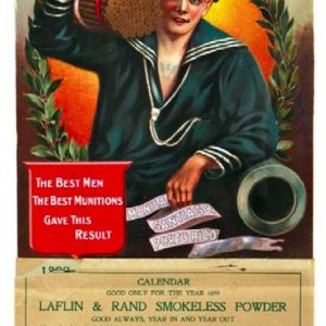 Laflin & Rand Powder Calendar