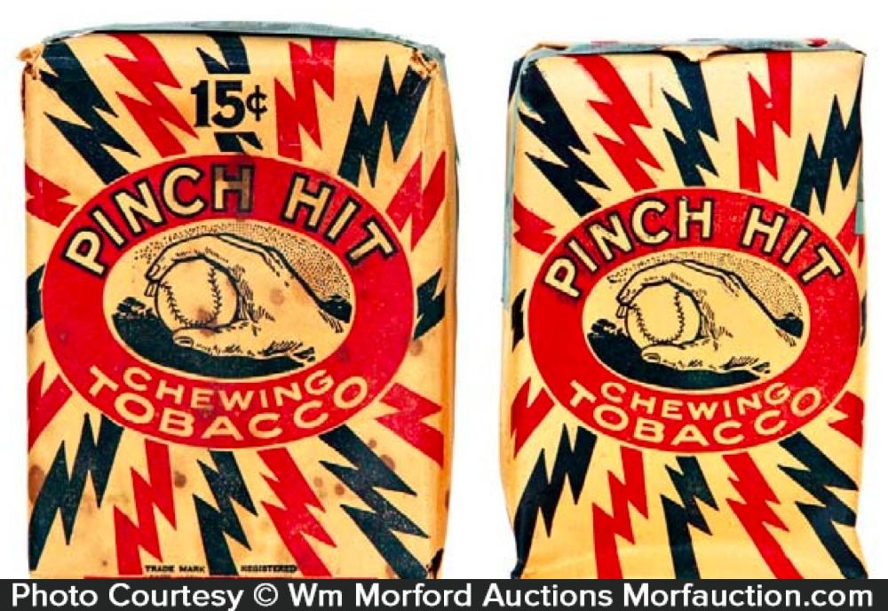 Pinch Hit Tobacco Packs