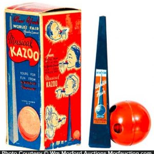 1939 Worlds Fair Kazoo