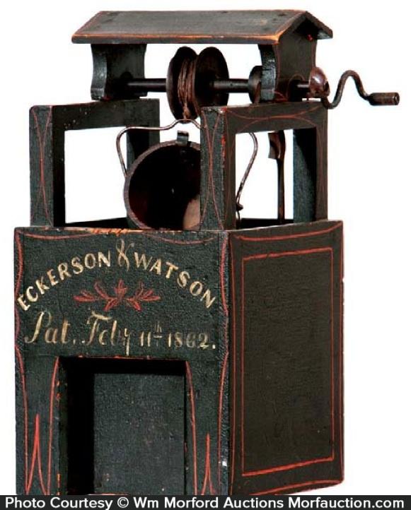 Miniature Eckerson Watson Well