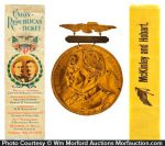 Vintage Mckinley Political Items