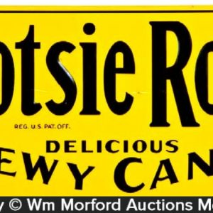 Tootsie Rolls Sign