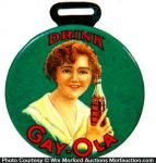 Gay-Ola Watch Fob Mirror