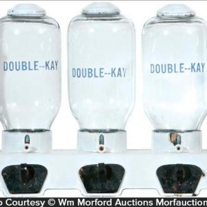 Double-Kay Nuts Dispenser