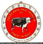 Cross Bros. Beef Thermometer