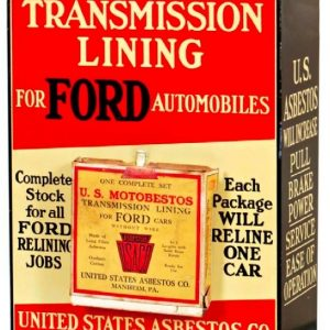 Ford Transmission Lining Display
