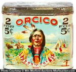 Orcico Cigar Tin