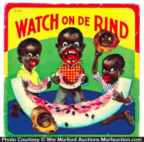 Watch On De Rind Watermelon Game