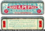 Pulver Kola Pepsin Gum Tin