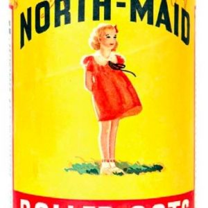North Maid Oats Box