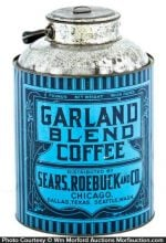 Garland Coffee Pail